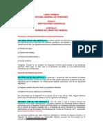 Pension Pensiones Decreto Unico