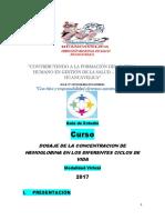 Guia Estudios Curso Virtual Dosaje de La Concentracion de Hemoglobina en Los Diferentes Ciclos de Vida