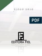 Catalogo Editora Fiel 2010[1][1]