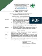 8.1.8 Ep 4 Sk&Sop Penanganan Dan Pembuangan Bahan Berbahaya - Rev