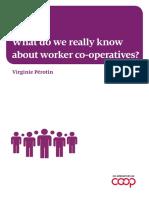 Worker Co-op Report