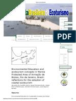 Environmental Education Pedfrini Buzios
