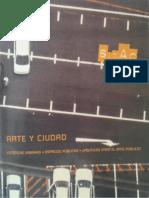 AAVV. - Arte-ciudad. Segundo Simposio Internacional de Teoria Sobre Arte Contemporaneo. Sitac