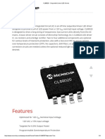 CL88020 - Sequential Linear LED Drivers