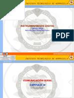 Cap 10 - Comunicación Serial (JUNIO 2013)