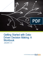 data driven decision making workbook assignment