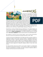 14 de ABRIL- Dia de Las Américas.