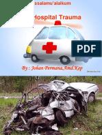 Pre Hospital Trauma