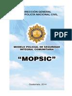 Manual Mop Sic