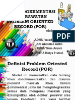 PP Problem Oriented Record
