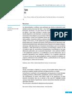 Glomeruloptias, Revista Chilena de Nefrologia