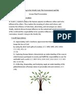 environmental expectations grade 6