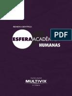 Revista Esfera Academica Humanas Edicao 01