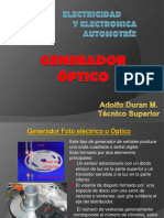 distribuidor OPTICO