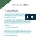 Cara Membersihkan Waste Ink Pad Epson L110.docx