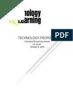 final exam technology proposal