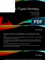 Presentation Strategic Management