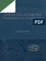 BEALE, Gregory K (1998), Johns Use of the Old Testament in Revelation. Sheffield Academic Press Ltd.pdf