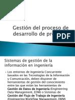 Gestión Del Proceso de Desarrollo de Producto y  Virtualizacion de Los Centros de Trabajo 12