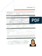 Afiliación Eps Mafre-svitzer Andino-juan Carlos Zapata