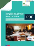 Guia 5 Estrategias Que Favorecenuna Alianza Efectiva Entre La Familia y La Escuela - Colegios Antiguos