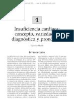 IC. Concepto, variedades, diagno¦üstico y prono¦üstico