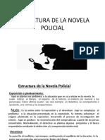 Estructura de La Novela Policial