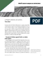 Tania Daher - o Projeto Original de Goiânia