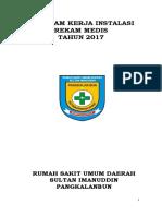 Program Kerja Rm 2016 Rekam Medik Rssi