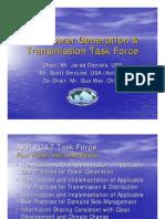 Power Generation &Transmission TF