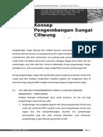 Bab 8 Konsep Pengembangan Sungai Ciliwung Manggarai-simatupang