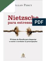 Allan Percy - Nietzsche Para Estressados