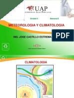 Semana 8 Climatologia