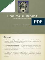Lógica el valor de la lógica en el raciocinio jurídico