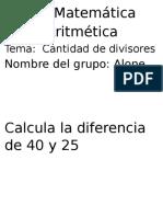 matematica uwuwuw