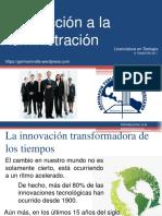 Introducción a la Administración CLASE introduccion.pptx