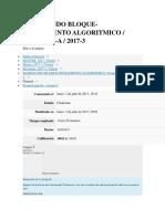 Revision Parcial 1 Pensamiento Algoritmico