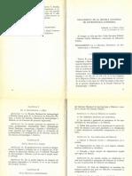Reglamento ENAH 1958