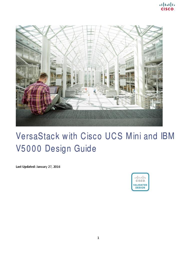 Versastack n5k Mini Design | Cloud Computing | Virtualization