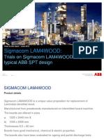 Sigmacom LAM4WOOD Board Trials at Kit Center