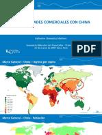 China Posibilidades Con Peru