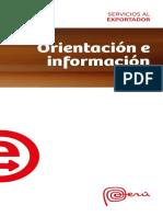 Exportadores - Orientacion e Informacion