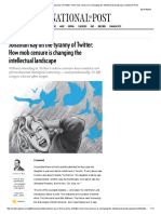 Jonathan Kay on the Tyranny of Twitter_ How Mob Censure is Changing the Intellectual Landscape