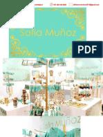 Catálogo Sofia Muñoz Para Clientes -Gral_2017