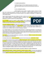 Políticas Lingüísticas y Representaciones Sociolingüísticas
