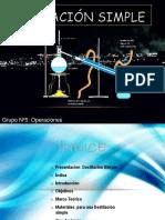 P. Destilación Simple(1)1.pptx