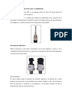 Sensores Suspension Neumatica