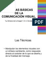 TECNICAS VISUALES