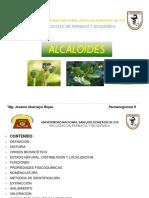 Clase1 Alcaloides Farmacog2 2015 I