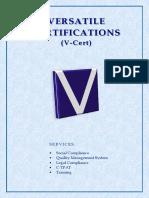 VCPL Brochure